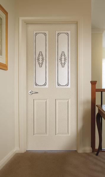 drzwi wewnętrzne jednoskrzydłowe stanford - glaf